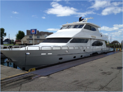 1994 Hargrave 95 foot Motor Yacht